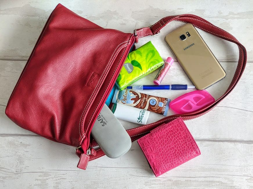What's in my Handbag? – Slimming World Edition