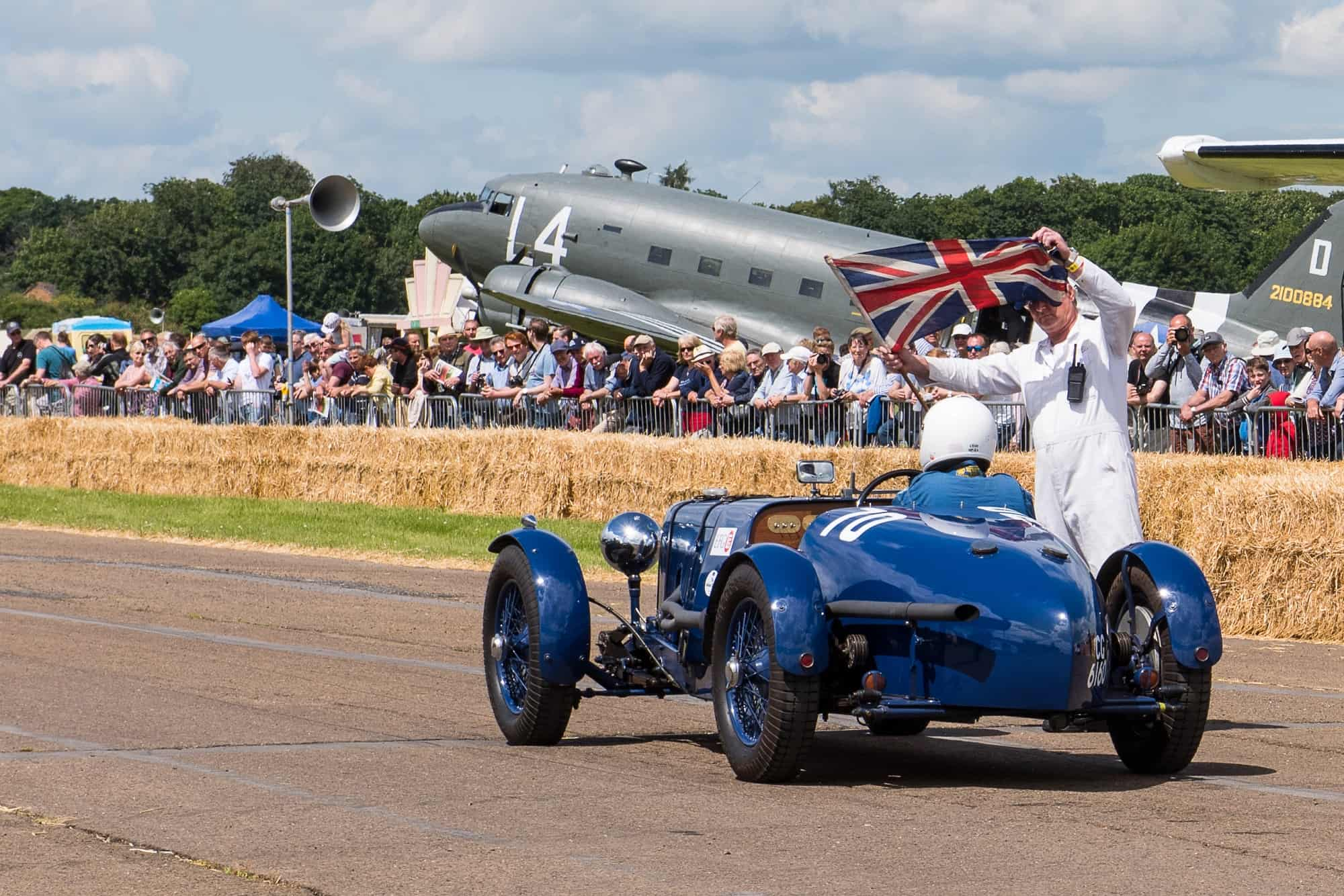 Win a Family Ticket to Classic & Sports Car show worth £55