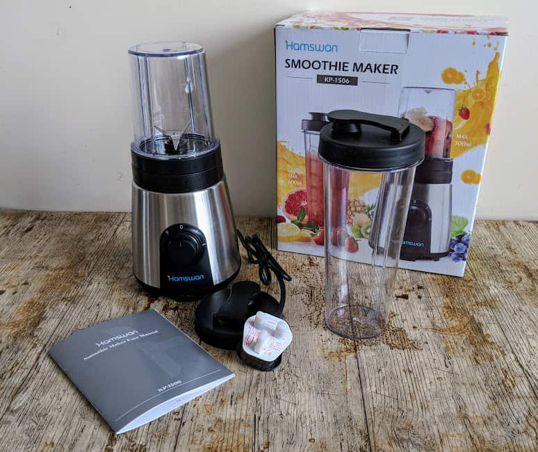Hamswan Personal Blender for Smoothies – a review