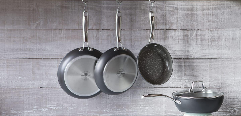 Win a Stellar Rocktanium 24cm Saute Pan (Non Stick) RRP £70