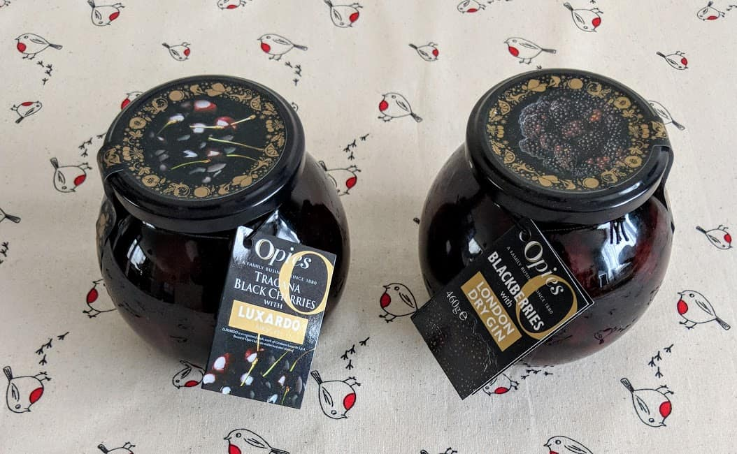 Win some jars of goodies from Opies RRP £25