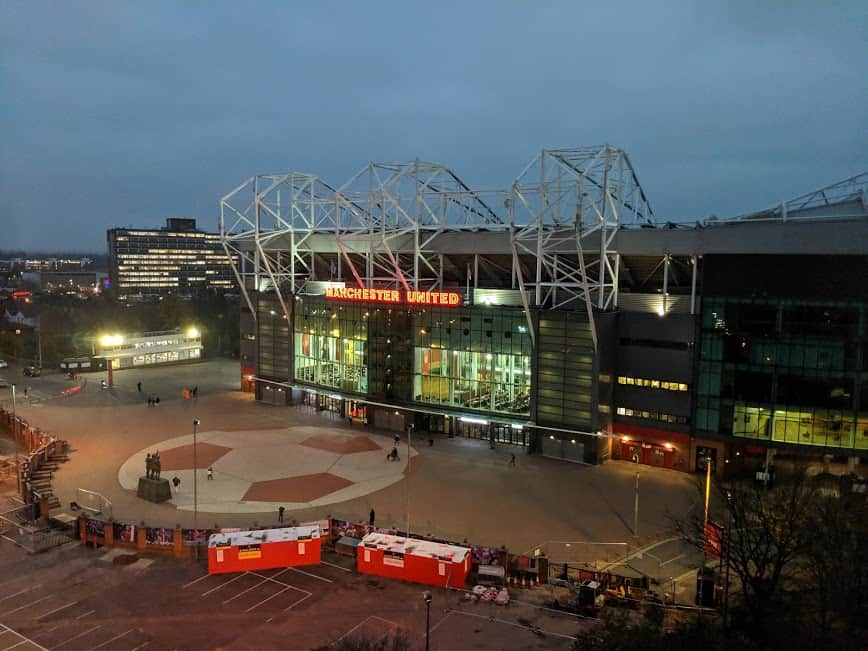 Hotel Football and Cafe Football, Old Trafford – A Review