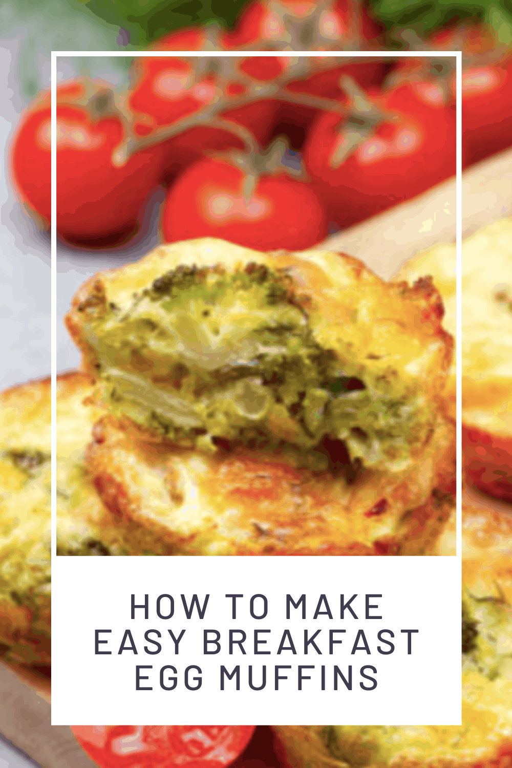 How To Make Easy Breakfast Egg Muffins For Slimming World