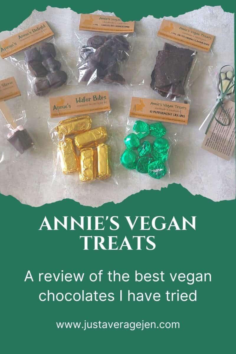 annies treats pin