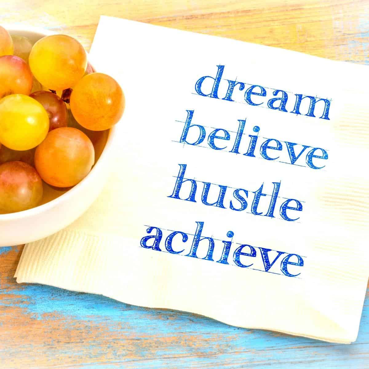 Hustle Culture and Burnout