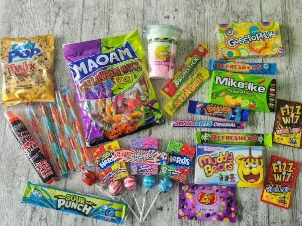 sweets bundle